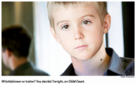 10-Year-Old Parental Controls Whistle-Blower Seeks Asylum at Jeffrey's House